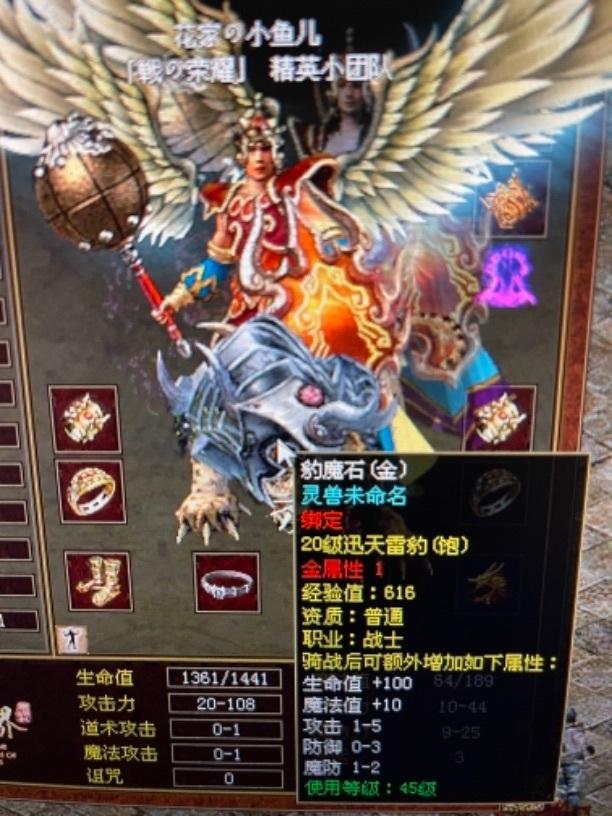 传奇世界-账号-[战士48级]满级双战